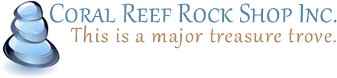 Coral Reef Rock Shop Inc.